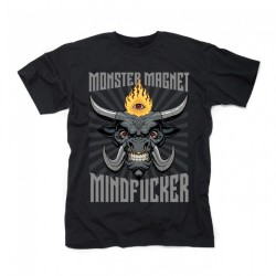 Monster Magnet - Mindfucker - T-shirt (Men)