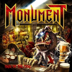 Monument - Hair Of The Dog - CD