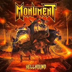 Monument - Hellhound - CD DIGIPAK