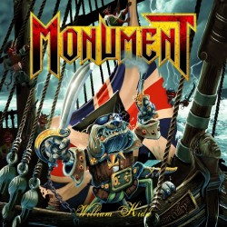 "Monument - William Kidd - 7"" vinyl"