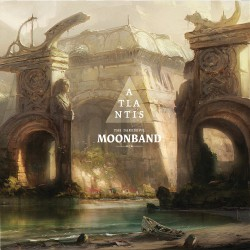Moonband - Atlantis - CD DIGIPAK