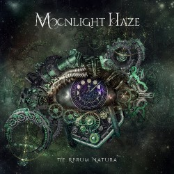 Moonlight Haze - De Rerum Natura - CD DIGIPAK