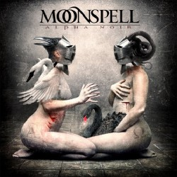 Moonspell - Alpha Noir - CD