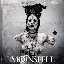 Moonspell - Extinct - CD