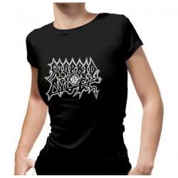 Morbid Angel - Black Logo - Blaphagram - T-shirt (Women)