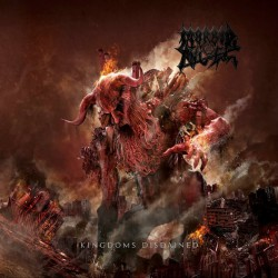 Morbid Angel - Kingdoms Disdained [LTD edition] - CD DIGIPAK