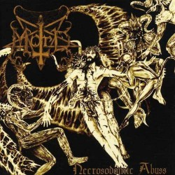 Mord - Necrosodomic Abyss - CD