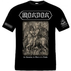 Mordor - Only Dark Is Absolute - T-shirt (Men)