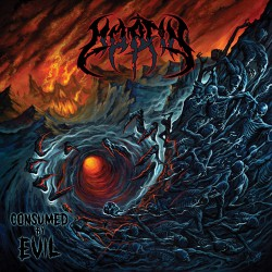 Morfin - Consumed By Evil - CD