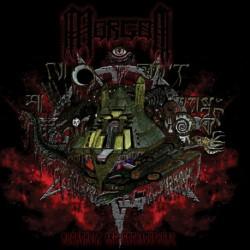 Morgon - Necrokvlt Archeochaosphere - CD