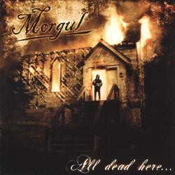 Morgul - All dead here... - CD