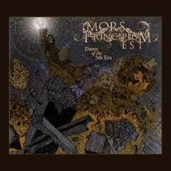 Mors Principium Est - Dawn Of The 5th Era - CD DIGIPACK