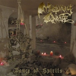 Mortuary Drape / Necromass - Dance Of Spirits / Ordo Equilibrium Nox - LP COLOURED