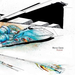 Mother Engine - Hangar - DOUBLE LP GATEFOLD COLOURED