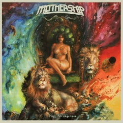 Mothership - High Strangeness - CD DIGISLEEVE