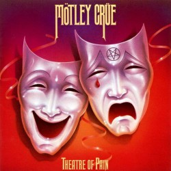 Mötley Crüe - Theatre Of Pain - CD