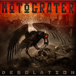 Motograter - Desolation - CD DIGIPAK