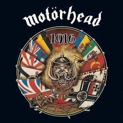 Motorhead - 1916 - CD