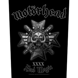 Motorhead - Bad Magic - BACKPATCH