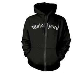 Motorhead - Bomber - Hooded Sweat Shirt Zip