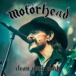 Motorhead - Clean Your Clock - CD + DVD DIGIPAK SLIPCASE