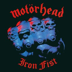 Motorhead - Iron Fist - LP