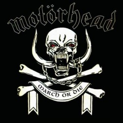 Motorhead - March ör Die - CD