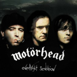 Motorhead - Overnight Sensation - CD