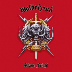Motorhead - Stage Fright - CD + DVD