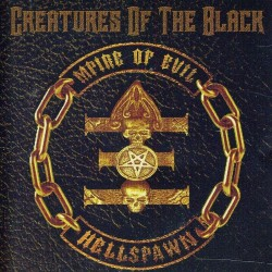Mpire Of Evil - Creatures of the Black - MINI LP GATEFOLD