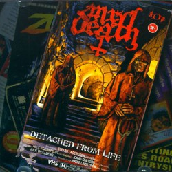 Mr Death - Detached From Life - CD