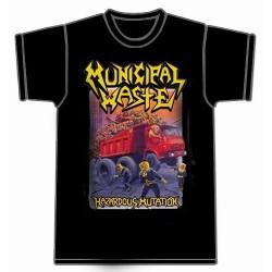 Municipal Waste - Hazardous mutation - T-shirt (Men)