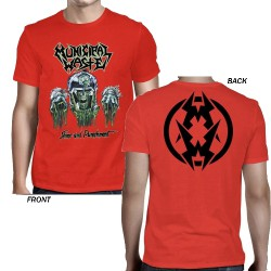 Municipal Waste - Slime And Punishment Red - T-shirt (Men)