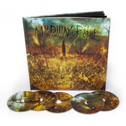My Dying Bride - A Harvest of Dread - 5CD earbook