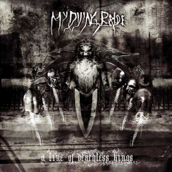 My Dying Bride - A Line of Deathless Kings - DOUBLE LP Gatefold