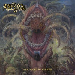 My Regime - Deranged Patterns - CD DIGIPAK