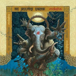 My Sleeping Karma - Moksha - CD DIGIPAK