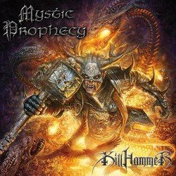 Mystic Prophecy - Killhammer - CD