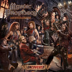 Mystic Prophecy - Monuments Uncovered - CD DIGIPAK