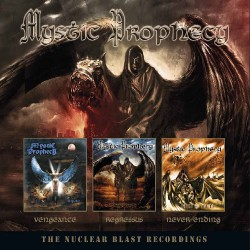 Mystic Prophecy - The Nuclear Blast Recordings - Triple CD