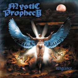 Mystic Prophecy - Vengeance - CD DIGIPAK