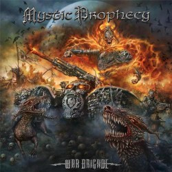 Mystic Prophecy - War Brigade - CD DIGIPAK