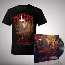 Mystifier - Bundle 3 - LP gatefold + T-shirt bundle (Men)