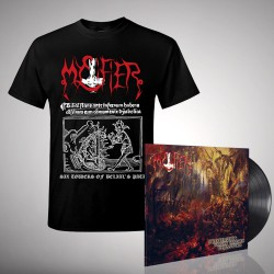Mystifier - Bundle 4 - LP gatefold + T-shirt bundle (Men)