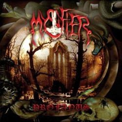 Mystifier - Profanus - CD