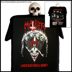 Mystifier - Under Black Magick Dynasty - T-shirt (Men)