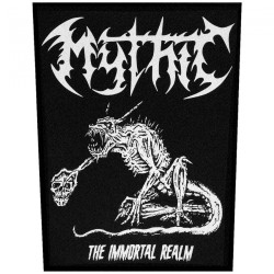 Mythic - The Immortal Realm - BACKPATCH