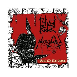 Necrodeath - Ghostrider - Back To The Abyss - CD