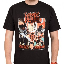 Napalm Death - Mentally Murdered - T-shirt (Men)