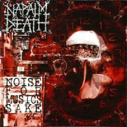 Napalm Death - Noise For Music's Sake - DOUBLE CD